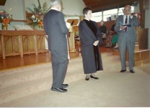 Ordination of Ruth Huizenga Everhart Oct 14, 1990