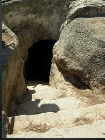 The Shepherds Cave in Bethlehem